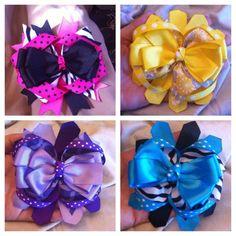 Boutique bows #bows #overthetop #ribbon