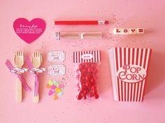valentine's movie night in kit