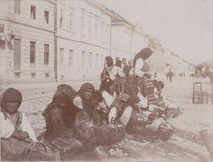 Velika pijaca 1900 - Great Market, Belgrade 1900