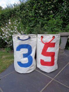 Sac à linge ou sac à jouets - fil & flo