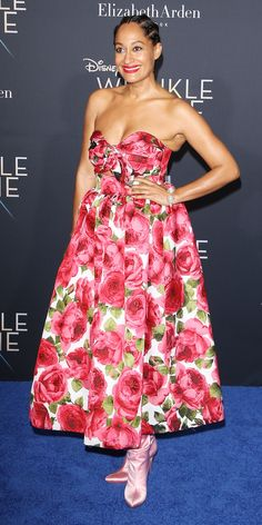 Look of the Day - Tracee Ellis Ross from InStyle.com