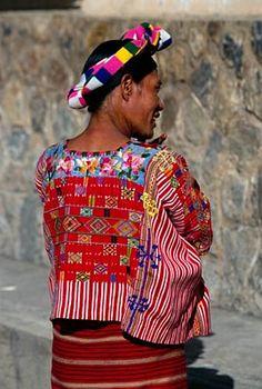 Guatemalan huipiles