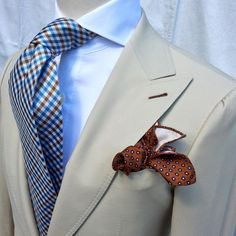 "terrycorbettco: ""Terry Corbett's handmade to order 2 button peak lapel suit made in Cerruti super 150's """