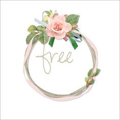 Princess Oval Frame Clip Art | Far Far Hill: Free Stylish Frame