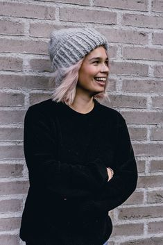 ISO CHUNKY BEANIE + 3 ERIKOKOISTA PÄÄTÄ - No Home Without You Knit Crochet, Winter Hats, Beanie, Turtle Neck, Knitting, Sweaters, Crocheting, Diy, Fashion