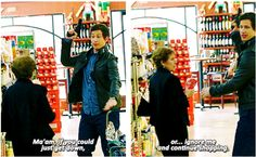 Shopping ~ Brooklyn Nine-Nine Quotes ~ Season 1, Episode 1: Pilot #amusementphile