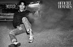 Lee Jin Wook for L'Officiel Hommes June '15 Miss Granny, Lee Jin Wook, Ha Ji Won, Drama Film, Better Love, Korean Actors, Korean Drama, I Love You, Kdrama