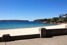 Spring Morning at Balmoral Beach, Mosman, Sydney, Australia.