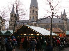 Christmas Market, Bonn, Germany