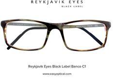 Reykjavik Eyes Black Label Banco C1