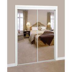 Attrayant Mirrored Closets Doors | Mirrored Closet Doors Bedroom Closets, Bathroom  Linen Closet, Home Bedroom