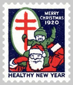 1920 Christmas Seal® by AmericanLung, via Flickr