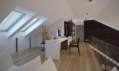 Compact Home Contemporary decor Contemporary Decor, Home Fashion, Villa, House Styles, Inspiration, Furniture, Home Decor, Attic, Compact