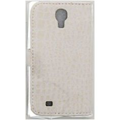 Accellorize Classic Series 890968003188 00318 Case for Samsung Galaxy S4 - White