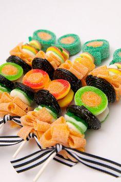 Halloween Sweet Skewers  12 by SweetsIndeed on Etsy