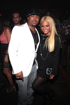 Pin for Later: Vegas, Baby! 15 Stars Who Tied the Knot in Sin City The-Dream and Christina Milian