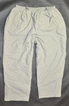 Spodnie zimowe na narty sanki sportowe  ciepłe 3XL