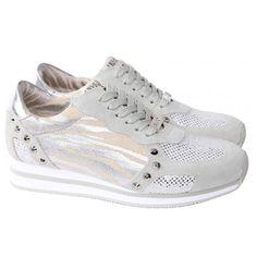 Liu Jo - Sneakers - Zilver