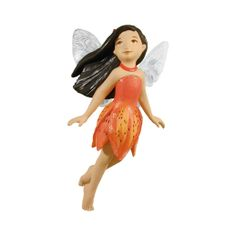 Tiger Lily Fairy. Hallmark Keepsake Ornament.