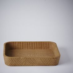 Mjölk : Chestnut Tea box / Tsukuda Shingo / 315 x 240 x 60 / Large