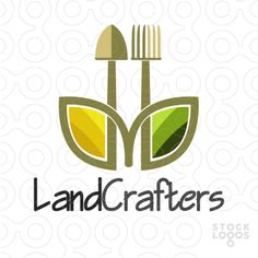 Landscaping and related businesses. Company Ideas, Eco Brand, Make Your Logo, Landscaping Company, Social Media Design, Brand Packaging, Graphic Design Inspiration, Nice View, Vector Art