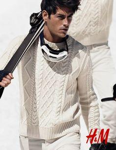 Jersey H & M Holiday fashion
