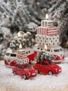 ☮ American Hippie Bohéme Boho Lifestyle ☮  Holiday .. Christmas VW