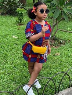 Baby African Clothes, African Dresses For Kids, Latest African Fashion Dresses, African Print Fashion, African Wear, African Prints, African Kids, Ankara Fashion, African Style