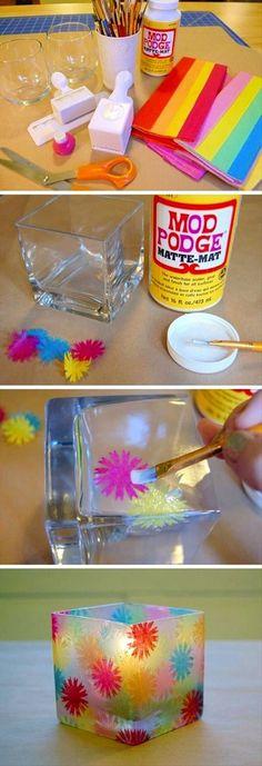 Mod podge craft