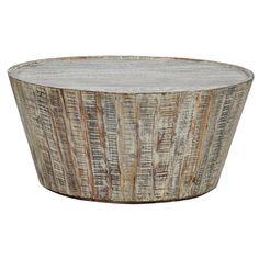 Kosas Home Harbor Barrell Coffee Table & Reviews | Wayfair