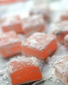 Try Turkish Delight! :) The Geeky Chef: Turkish Delight From The Chronicles of Narnia by C. Just Desserts, Delicious Desserts, Dessert Recipes, Chef Recipes, Recipies, Narnia, Good Food, Yummy Food, Saveur