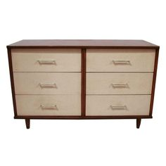 Mid-Century Chest of Drawers - $900 Est. Retail - $475 on Chairish.com