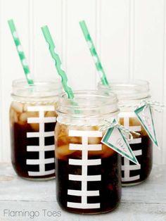 Football Field Drinks