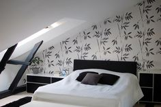 Ch. Three Floor, Planks, Third, Toddler Bed, Bedrooms, Flooring, Gray, Future, Interior Design