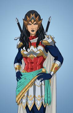 Wonder Woman- Flashpoint