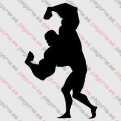 Pegame.es Online Decals Shop  #hero #comic #pose #superhero #vinyl #sticker #pegatina #vinilo #stencil #decal
