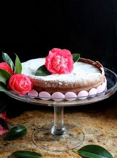 """<p>This will become one of your family's favorite desserts; so easy, even a child can make it. Can easily be made gluten-free, too. Decandent and delicious! <a href=""""http://christinascucina.com/2012/05/decadent-chocolate-torte-gluten-free.html"""">FULL RECIPE HERE.</a></p>"""