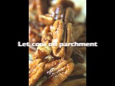 Foodie Minute: How to Make Candied Pecans Tutorial with Suzie the Foodie