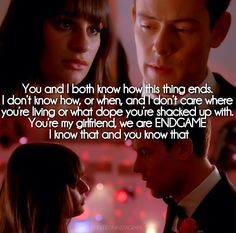 Basically Finchel shippers