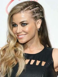One Side Braids Pictures braids one side curls other braided hairstyles prom One Side Braids. Here is One Side Braids Pictures for you. One Side Braids 73 stunning braids for short hair that you will love. One Side Braids 66 of. Prom Hairstyles For Long Hair, Braids For Short Hair, Modern Hairstyles, Fancy Hairstyles, Braided Hairstyles, Hairstyles Haircuts, Hairstyle Ideas, Curled Prom Hair, Braided Prom Hair
