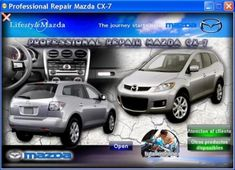 MANUAL DE TALLER Y REPARACION PROFESIONAL MAZDA CX-7 2007-2009 Mazda Cx-7, Journey, Workshop, Babies, Motors, Atelier, Babys, The Journey, Baby