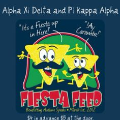 Omg how adorable! My favorite fraternity and my sorority ❤