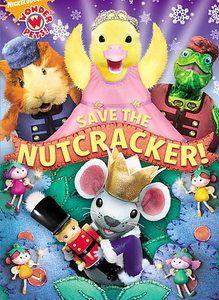 Wonder Pets Save The Nutcracker Dvd Wonder Pets Nutcracker Holiday Movie