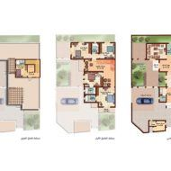 تصاميم فلل دوبلكس Family House Plans House Design Dream House Plans