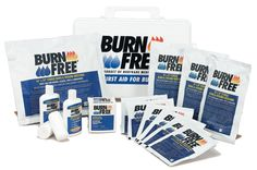 Burn Free is a miracle!