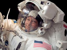 Did you know Peggy Whitson was the first woman to command the International Space Station? (photo: NASA)