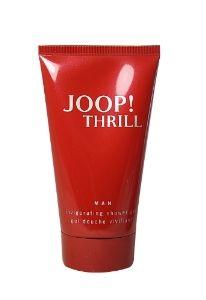 Joop! Thrill for Men Invigorating Shower Gel 5oz by Joop! Thrill. $29.99. 5oz / 150ml. New In Box. Invigorating Shower Gel for Men 5 oz. Joop! Thrill SG [M] 5 oz NIB                                 Invigorating Shower Gel for Men 5 oz New In Box