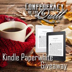 #KindlePaperwhite #Giveaway http://confederacyofthequill.com/site/giveaways/kindle-paperwhite-giveaway?lucky=63 via @https://twitter.com/COTQ2016