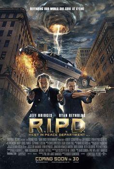 """""""R.I.P.D"""" ganha um novo cartaz http://cinemabh.com/imagens/r-i-p-d-ganha-um-novo-cartaz"""