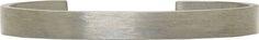 Acne Studios - Black Oxidized Silver Bracelet